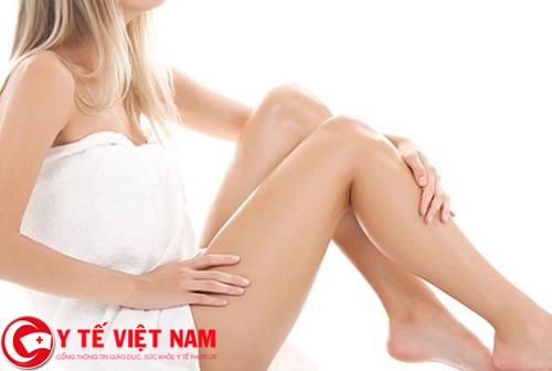 Theo dõi tình trạng của da trước khi thực hiện phương pháp triệt lông vĩnh viễn