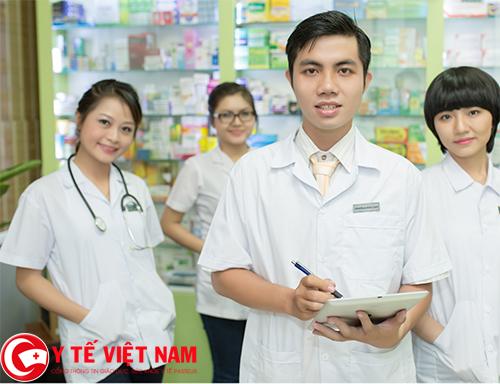 Trình dược viên làm việc tại Bắc Giang lương cao