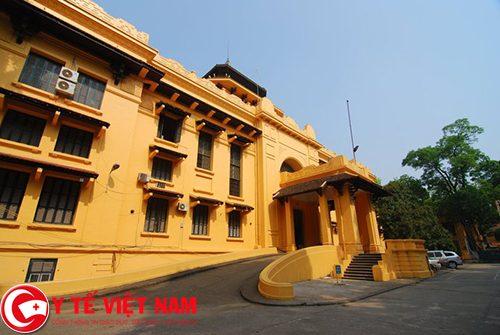 Năm 1961, trường Đại học Dược khoa Hà Nội được thành lập.