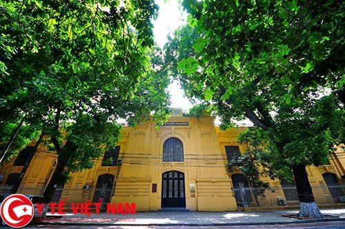 Thông tin chung Đào tạo sau đại học của trường Đại học Dược Hà Nội
