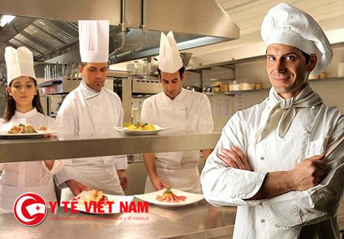 Tuyển dụng đầu bếp tại Đà Nẵng lương cao