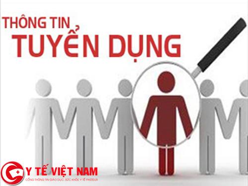 Tìm việc làm dược sĩ trung cấp tại Hà Nội mức thu nhập trên 10 triệu/tháng