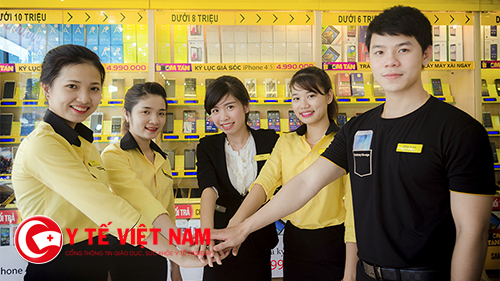 Thegioididong tuyển dụng nhiều vị trí đi làm ngay tại Nam Định