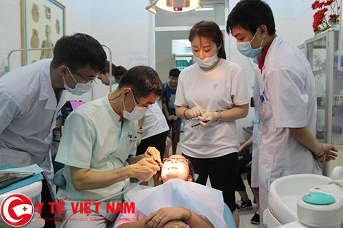 Tuyển dụng bác sĩ răng hàm mặt làm việc tại TP. Hồ Chí Minh
