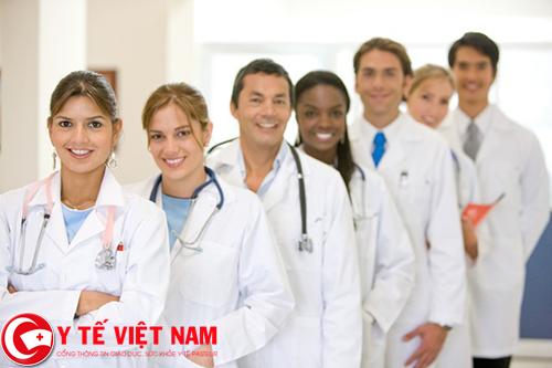 Tuyển dụng cán bộ y tế làm việc tại Hà Nội lương cao