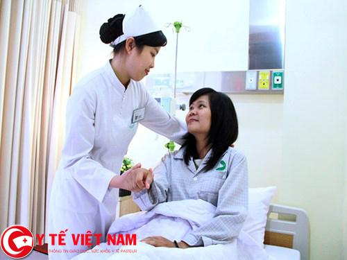 Tuyển dụng cán bộ y tế làm việc tại Hà Nội