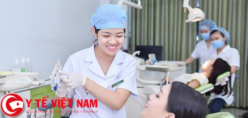 Tuyển dụng y sĩ nha khoa làm việc tại thẩm mỹ viện lương cao
