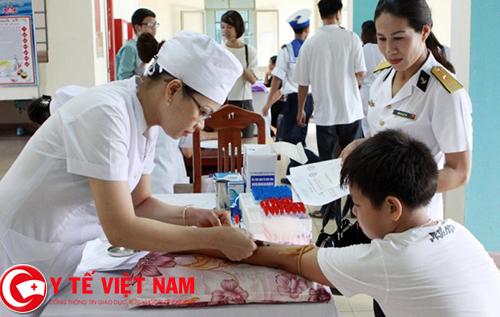 Tuyển dụng y sĩ trung học làm việc tại Nam Định
