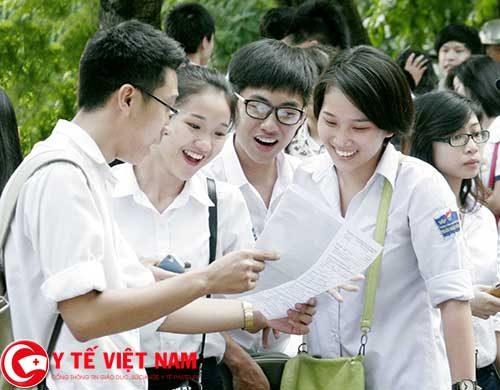 Tuyển sinh năm 2017 các trường Y Dược Hà Nội