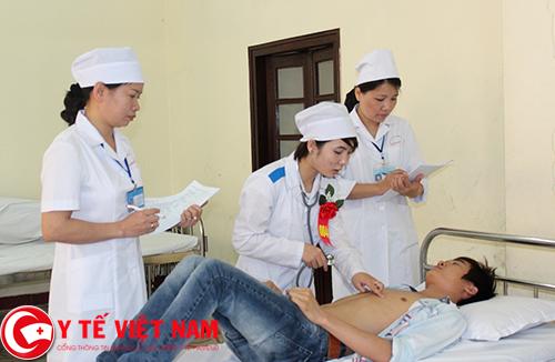 y sĩ đa khoa làm việc tại Huế
