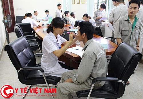 Mô tả việc làm tuyển nhân viên y tế (cán bộ y tế) của Công ty vàng bạc đá quý Bảo Tín Minh Châu