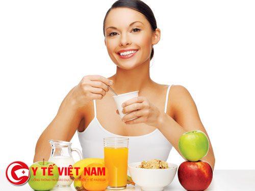 Ăn nhiều thực phẩm chứa Protein