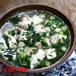 Món canh rau hẹ chữa bệnh gout
