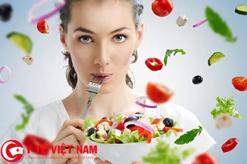 Tại sao nên sử dụng món ăn chay để giảm cân?