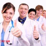 bác sĩ nội khoa