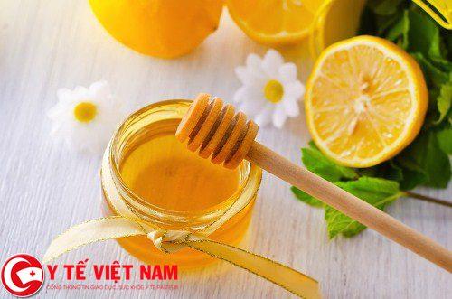 Công dụng tẩy lông chân bằng nước cốt chanh và sáp ong