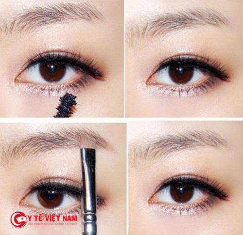 Một hàng mi cong vút sẽ khiến cho đôi mắt bạn trở nên long lanh hơn