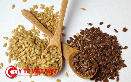 Sử dụng dầu hạt lanh cho cơ thể