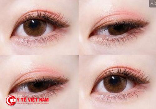 Gam màu hồng đào giúp khuôn mặt bạn trở nên cá tính và sắc sảo