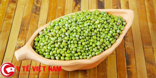Vị thuốc chữa bệnh gút từ đậu xanh