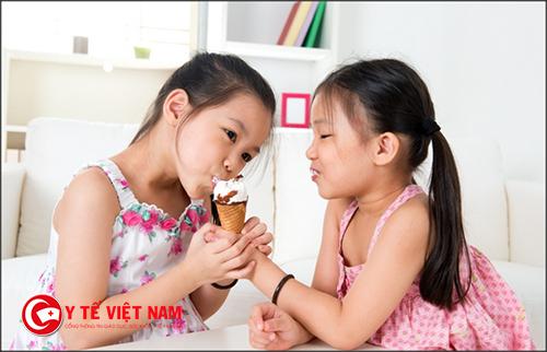 Rèn luyện kỹ năng giao tiếp cho trẻ