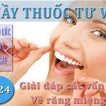 Giải đáp các vấn đề về răng miệng
