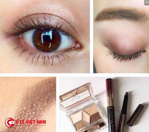 Kẻ chì mắt giúp mắt bạn trở nên to tròn hơn
