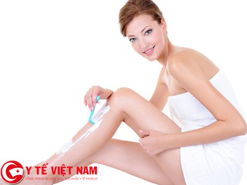 Trước khi thực hiện việc triệt lông vĩnh viễn bạn cần phải lưu ý về tình trạng da của mình