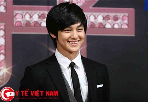 Diễn viên Kim Bum