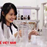 Làm việc trong lĩnh vực sản xuất thuốc