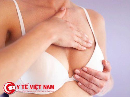 Mát xa những vùng quay ngực