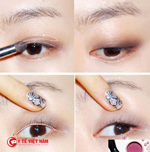 Lựa chọn những màu mắt nhẹ nhàng giúp đôi mắt bạn tự nhiên hơn