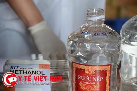 Rượu Methanol