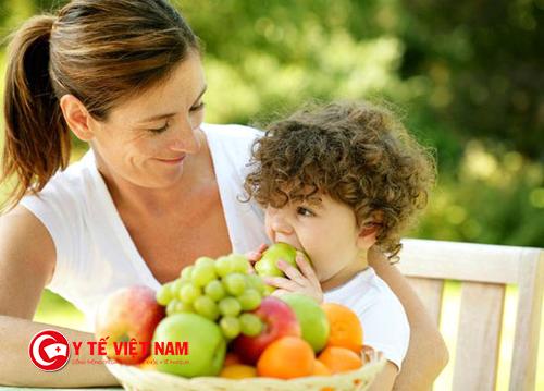 Chọn món ăn có vị ngọt tự nhiên