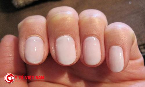 Móng tay tròn phù hợp với những bạn sở hữu ngón tay thon và gầy