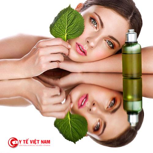 Mỹ phẩm Organic không những làm đẹp da mà còn ngăn chặn lão hóa da