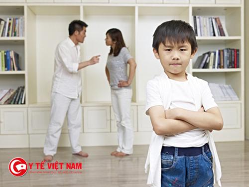 Những sai lầm của bố mẹ khi áp dụng hình phạt cho con