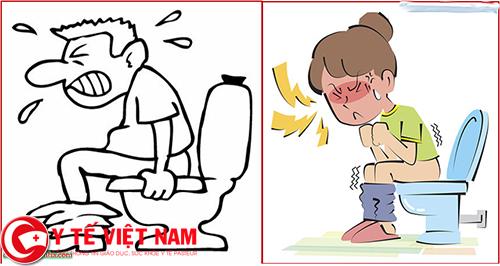 Triệu chứng rối loạn đại tiện