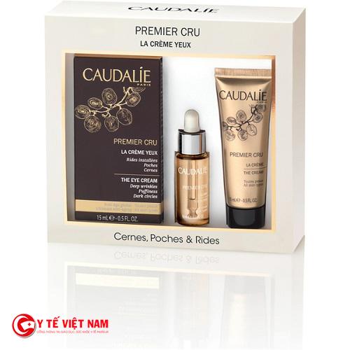 Caudalie Premier Cru The Eye Cream giúp đôi mắt bạn trở nên mịn màng