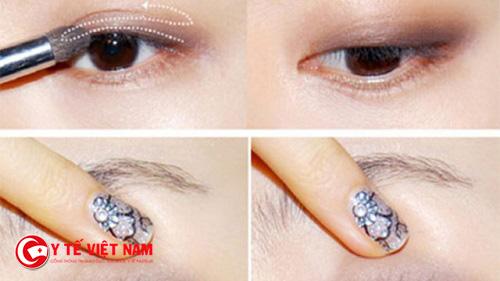 Cách trang điểm mắt dành cho cô nàng yêu thích sự đơn giản