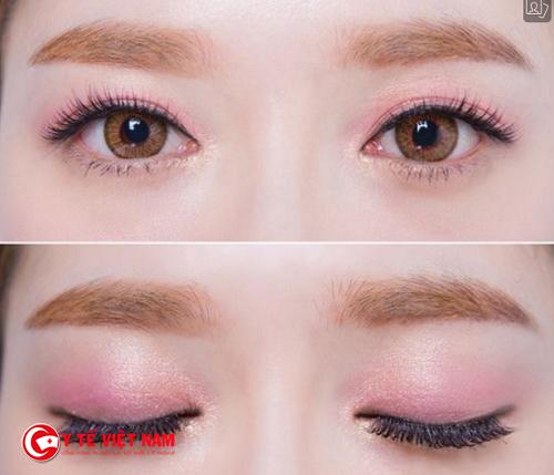 Sử dụng gam màu hồng giúp khuôn mặt bạn trở nên nhẹ nhàng hơn