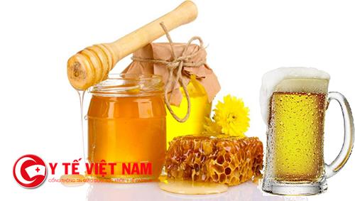 Mật ong nguyên chất giúp ngăn ngừa tình trạng lão hóa da một cách hiệu quả