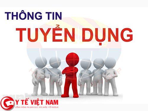 Thông tin tuyển dụng nhân viên y tế tại Bắc Giang (nhân viên QA/QC)