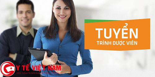 Thông tin tuyển dụng ngành Dược TP. Hồ Chí Minh (Trình Dược viên)