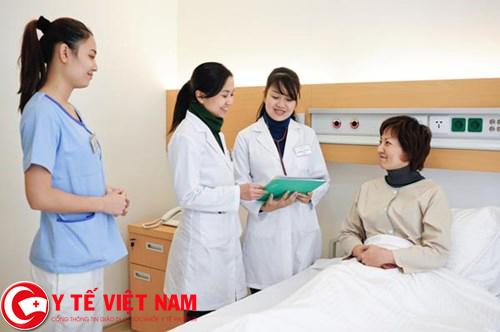 Tuyển dung nữ y tá đi làm ngay tại TP Hồ Chí Minh