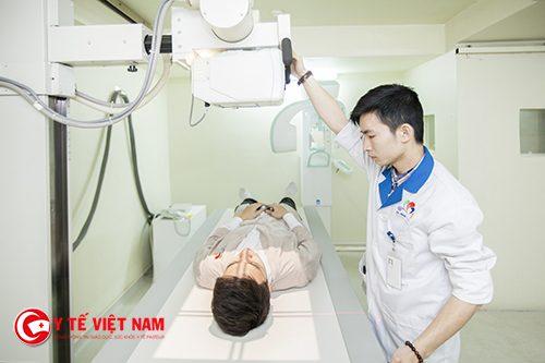tuyển kỹ thuật viên chẩn đoán hình ảnh