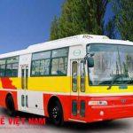 Các tuyến xe bus đi qua trường Đại học Dược Hà Nội