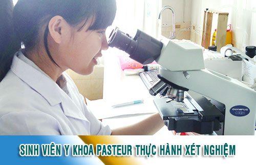 Học Liên thông Cao đẳng Xét nghiệm được nhiều thí sinh lựa chọn