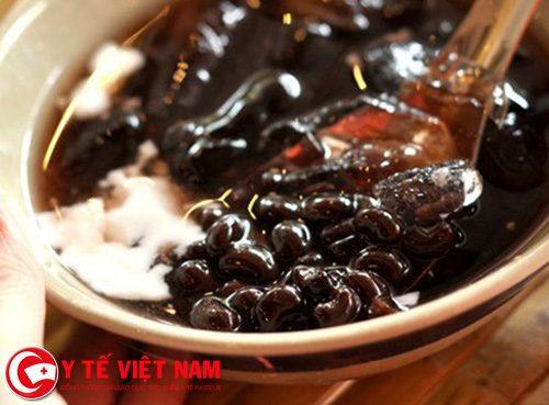 Đậu đen chứa nhiều thành phần dinh dưỡng thiết yếu cho cơ thể