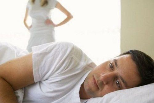 Có rất nhiều nguyên nhân gây yếu sinh lý ở nam giới